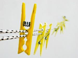 Clothespins - OT ideas