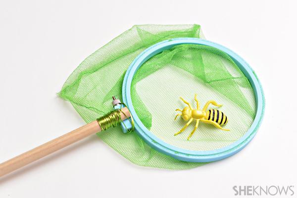 DIY bug net