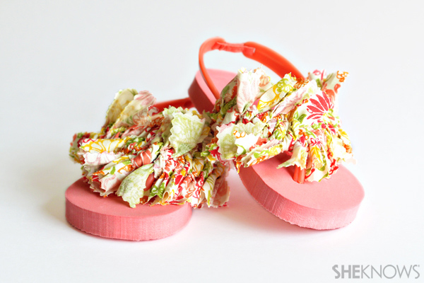 Cute and colorful summer craft ideas