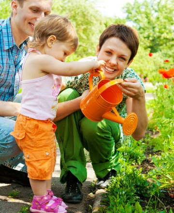 Summer Gardening Tips For Families