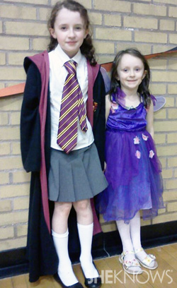 Lily - a Hogwarts student