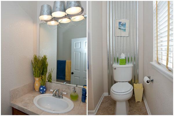 Hey Blogger Show Me Your Summer Bathroom