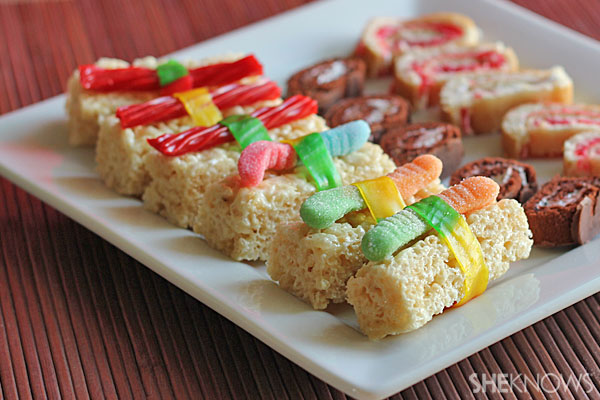 Sushi your kids will love!