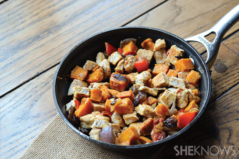 sweet potato endive hash sweet potato endive hash sweet potato endive ...