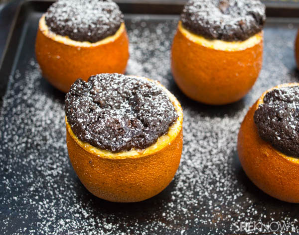 Brownie orange | SheKnows