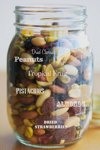 Awesome trail mix