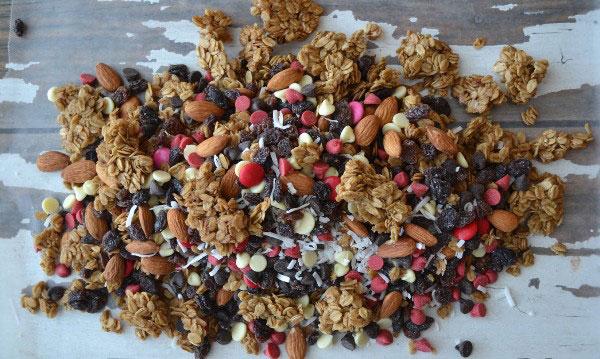 Brown Sugar trail mix