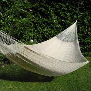 Bedroom hammock