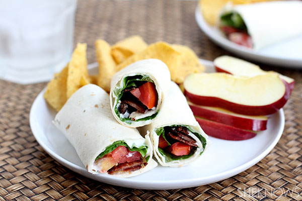 Wrap up this favorite sandwich!
