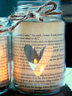 11. Candle in a Jar