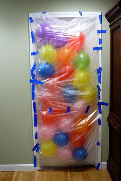 13. Balloon Surprise