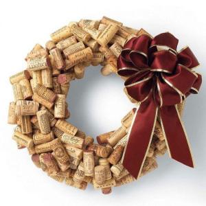 14. Wine Cork Crafts