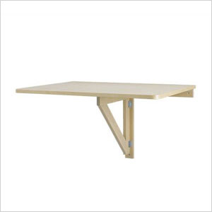 NORBO wall-mounted drop leaf table
