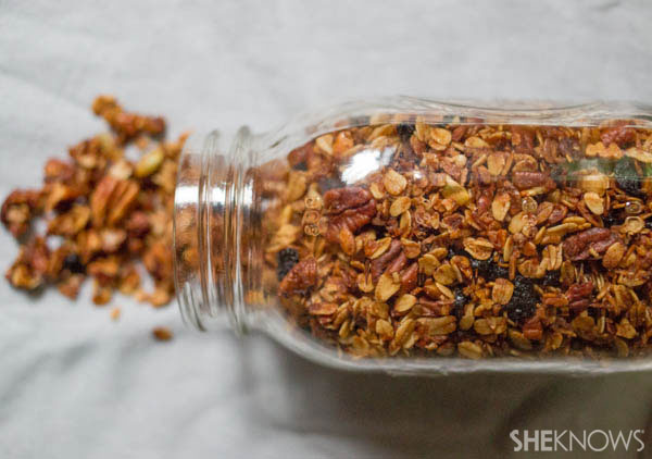 Basic Olive Oil Granola