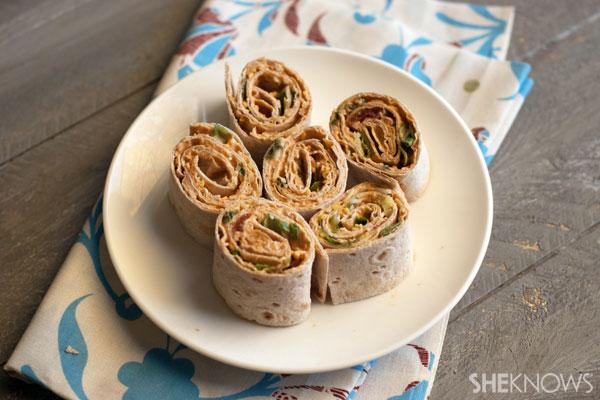 Easy taco roll-ups