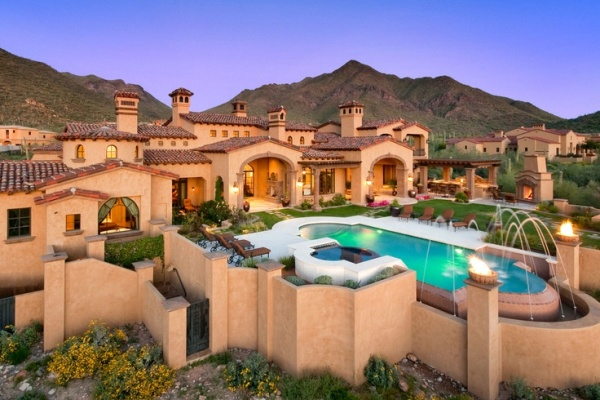 12 luxury homes to drool over for Mansions for sale in scottsdale az