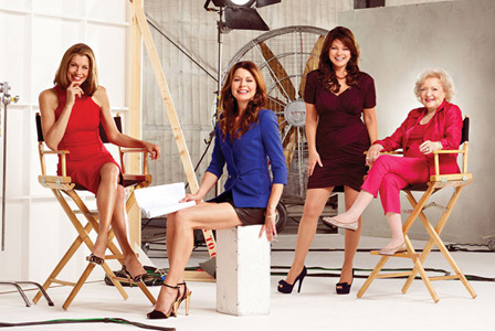 Hot in Cleveland's sizzling season five