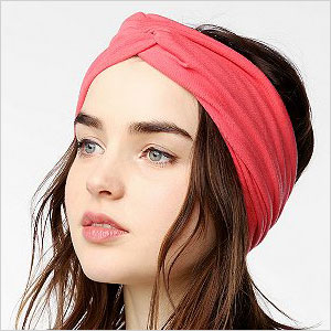Yard work and chores turban