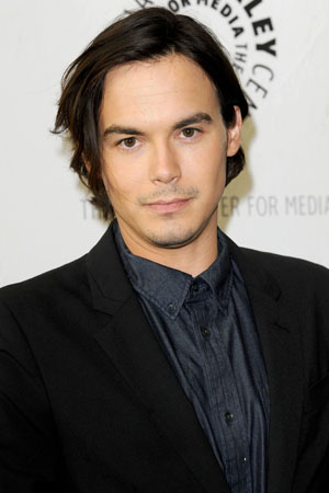 Tyler Blackburn talks Ravenswood