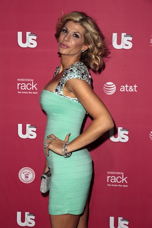 Of course Alexis Bellino has to stand out!