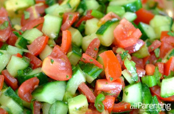 allParenting tomato salsa