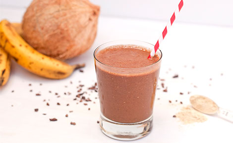 allParenting chocolate maco smoothie