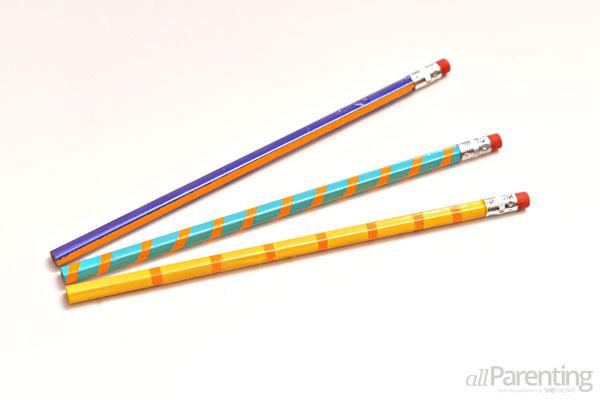 allParenting Painted pencils