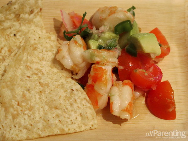 no-cook meals: ceviche