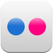 Photo sharing apps- Flickr