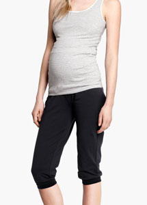 MAMA 3/4-Length Pants from H&M