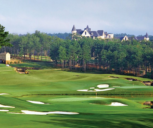 The Robert Trent Jones Golf Trail - Alabama
