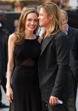 Angelina is back  on the red carpet