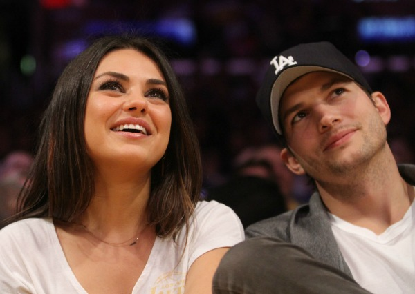 Mila Kunis and Ashton Kutcher A love story - CNN
