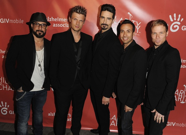 Backstreet Boys new song, album and tour