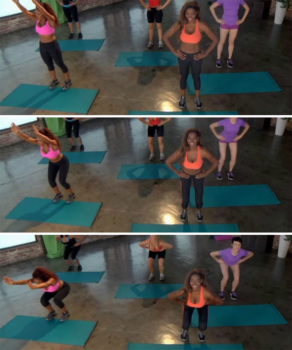 The ultimate booty-boosting workout
