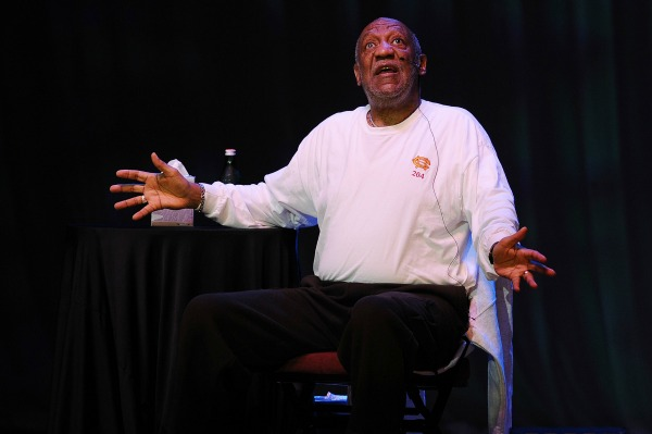Cosby shares thoughts on TV parenting