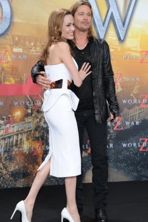 Pitt Jolie marriage update