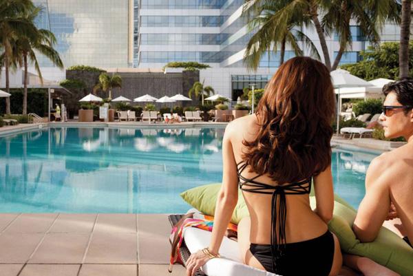 DAFour Seasons Hotel Miami