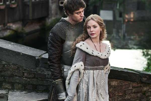 The White Queen -- Elizabeth and Edward