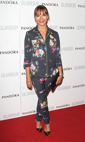 Rashida Jones at Glamour's Women of the Year awards