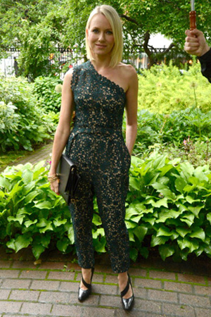 Naomi Watts At the Stella McCartney Spring 2014 Collection Presentation