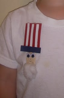 Uncle Sam Pin