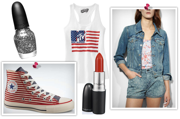 How to... show off your star-spangled style