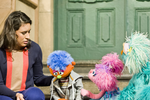 Does Sesame Street help or hurt?