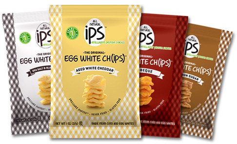 ips egg white (ch)ips