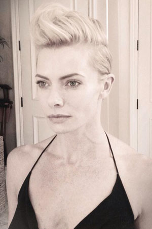 Jaime Pressly new hairstyle
