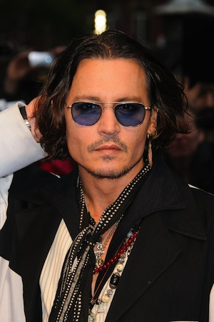 Depp gets hotter with time