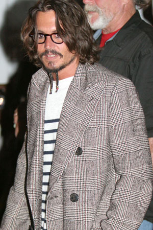 Johnny Depp birthday