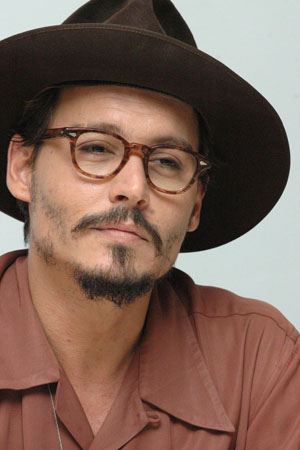 Johnny Depp turns 50