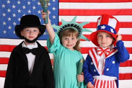 Plan a patriotic party